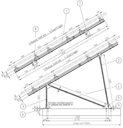 solar installation planning