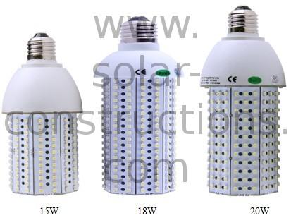 E27 LED streetligts
