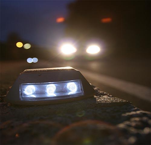 road signalisation LED solar