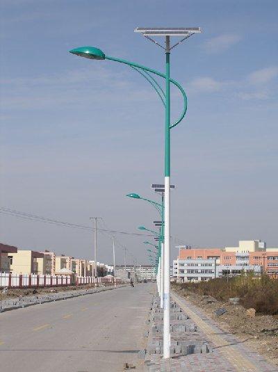 led solar streetlamp