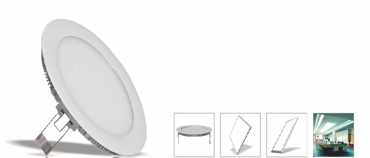 LED panel ceiling square or circle shape