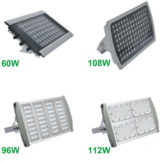 LED tunnel light, loading dock led light
