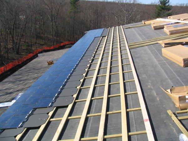 Solar Tiles vs Solar Panels Solar Roof Tile