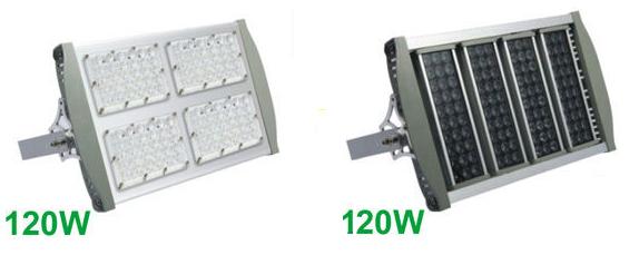 LED light  tunnel filling station LED lights
