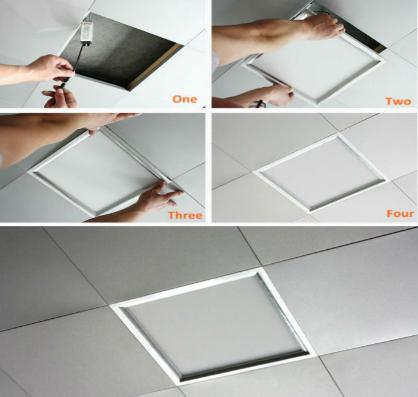 LED panel 500x500 50x50