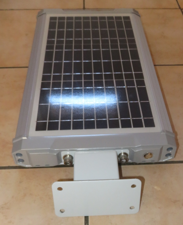 Solar led parkverlichting autonome led verlichting for Bewegingssensor voor led verlichting