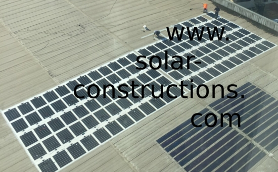 flexible solar panels lightweight and durable for epdm roofs integration