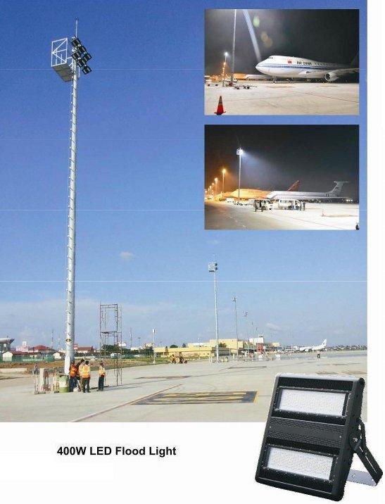 high mast LED lighting high mast lighting