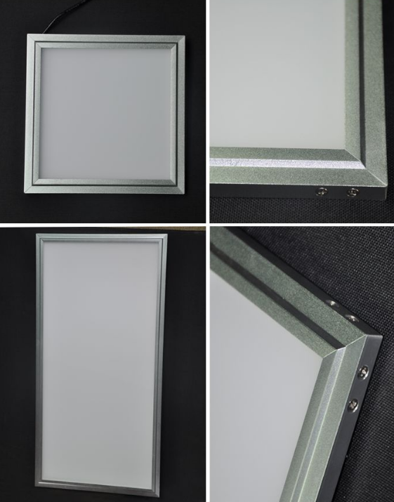 led panels in 30x30 30x60 60x60 60x120