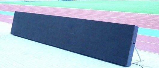 led perimeter sport advertisement screen