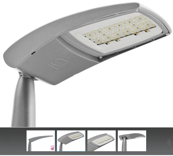 schreder teceo led Street, highway and roadway LED lighting