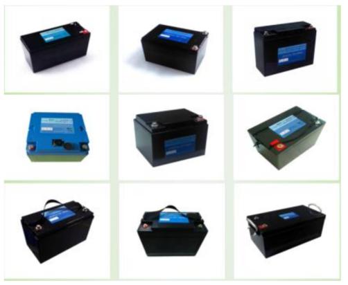 12V Standard LiFePO4 Battery to Replace SLA Directly