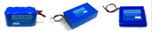 Small LiFePO4 Battery for LED Light and Emergency Light