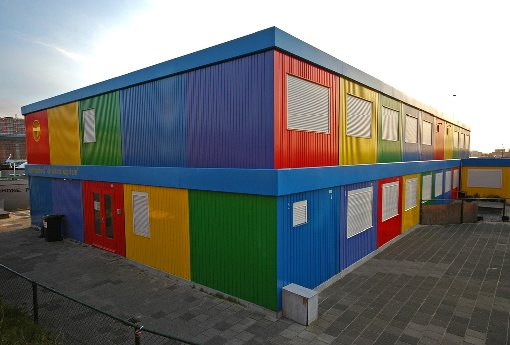 Modulaire constructies for Containers habitables