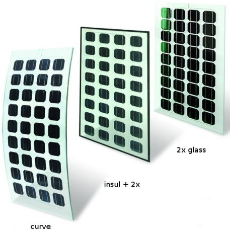 transparente und semi transparente solarmodulen. Black Bedroom Furniture Sets. Home Design Ideas