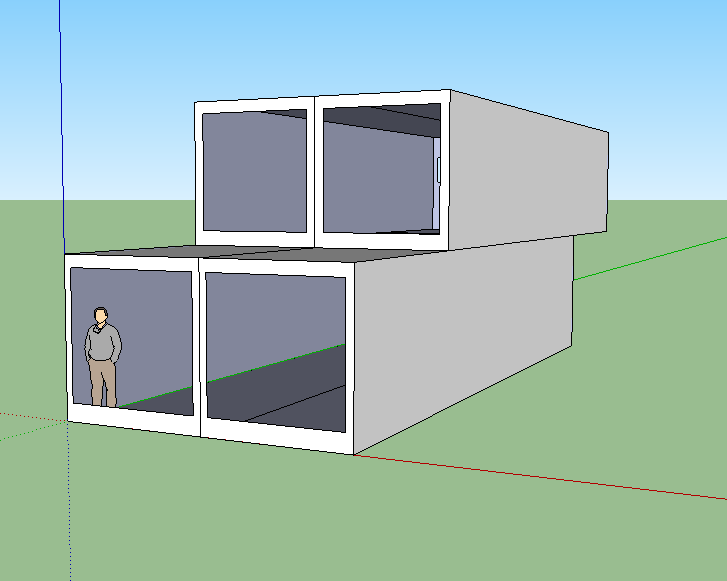 modular housing unit