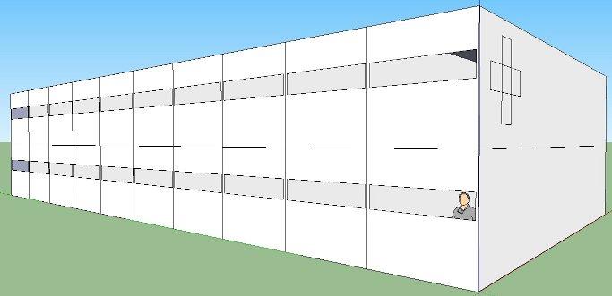 container hospital modular µtreatment facilty