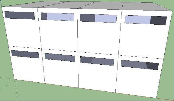 evolving modular house expandable house