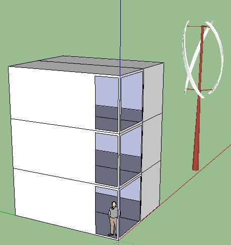 modular autonomous house