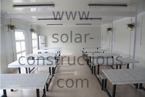 modular restaurant container restaurant