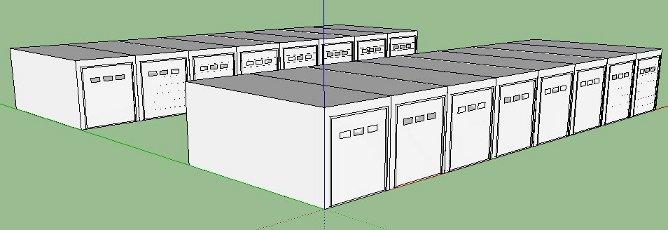 modular storage facility