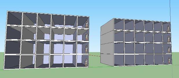student housing modular residence